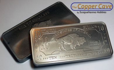 The Copper Cave By Susquehanna Hobbies Cmc 10 Troy Ounce