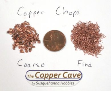 The Copper Cave By Susquehanna Hobbies 999 Copper Chops